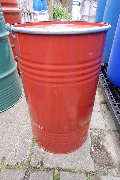 100 liter metalen vat