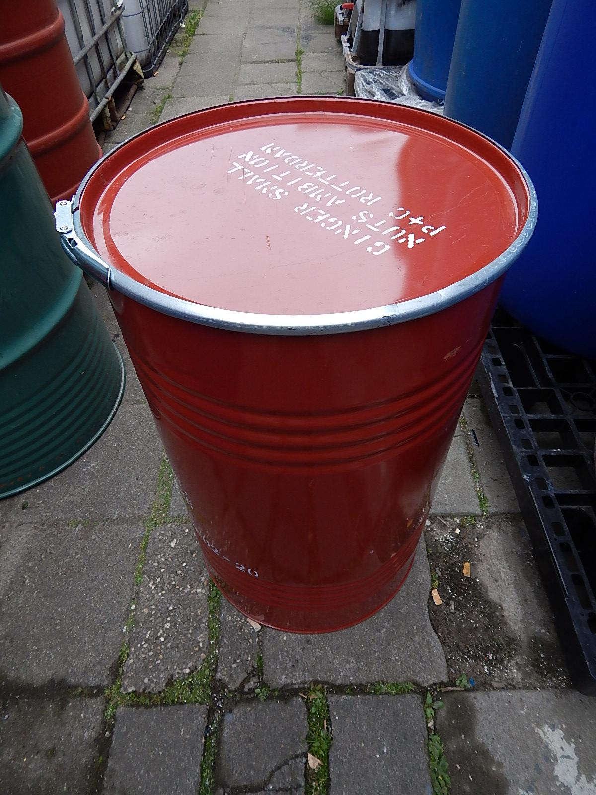 100 liter metalen vat 3