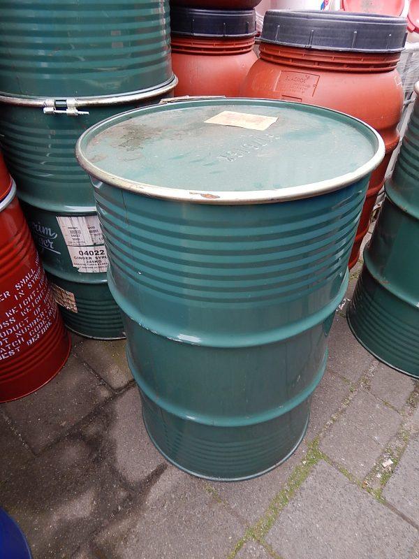 200 liter metalen vat
