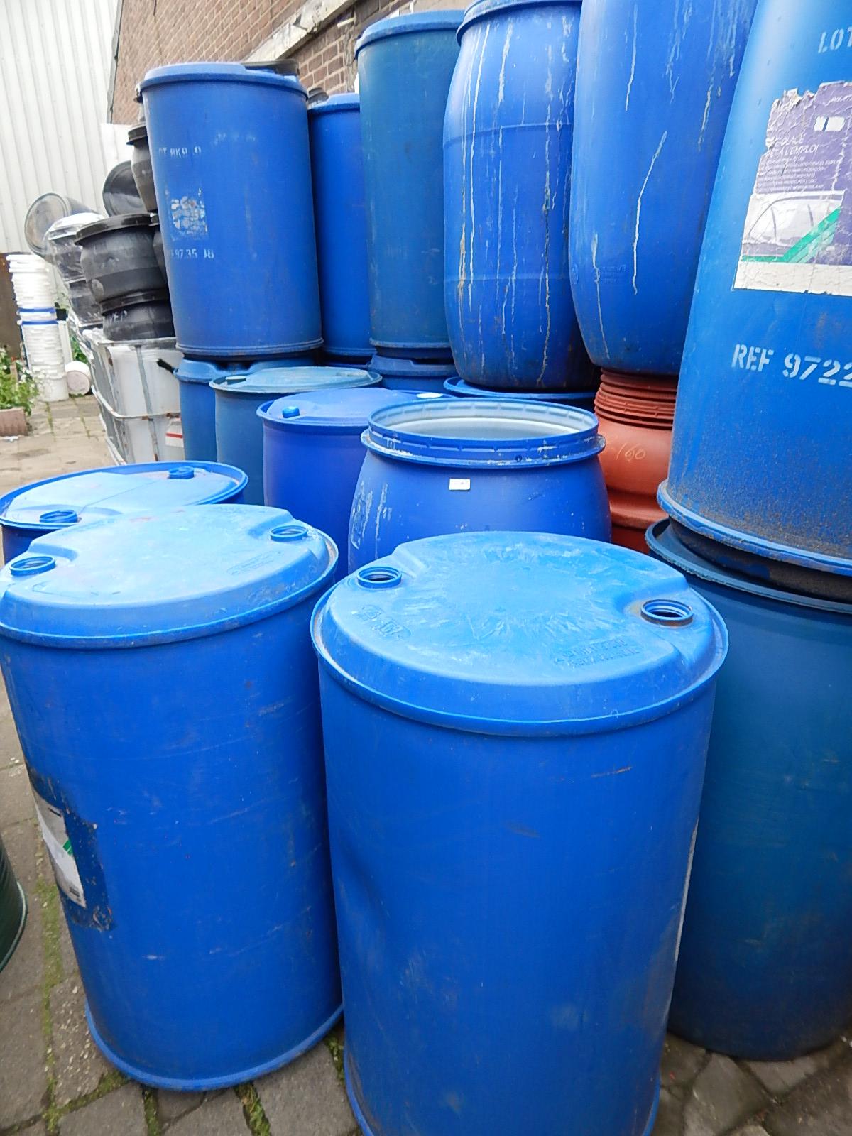 200 liter vaten zonder dop 3