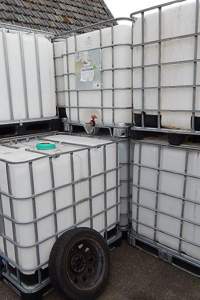 IBC container 1000 liter B-keuze