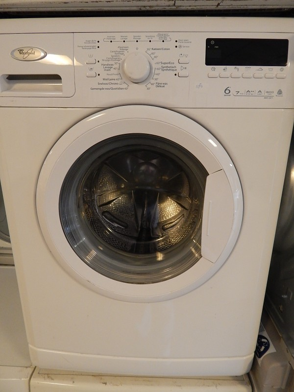 Goedkope wasmachine Whirlpool