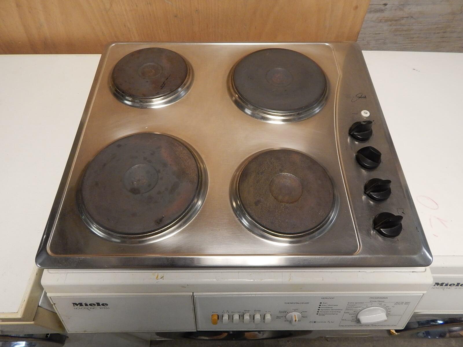 Elektrische kookplaat kopen