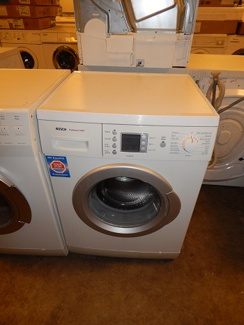 2e hands wasmachine Bosch