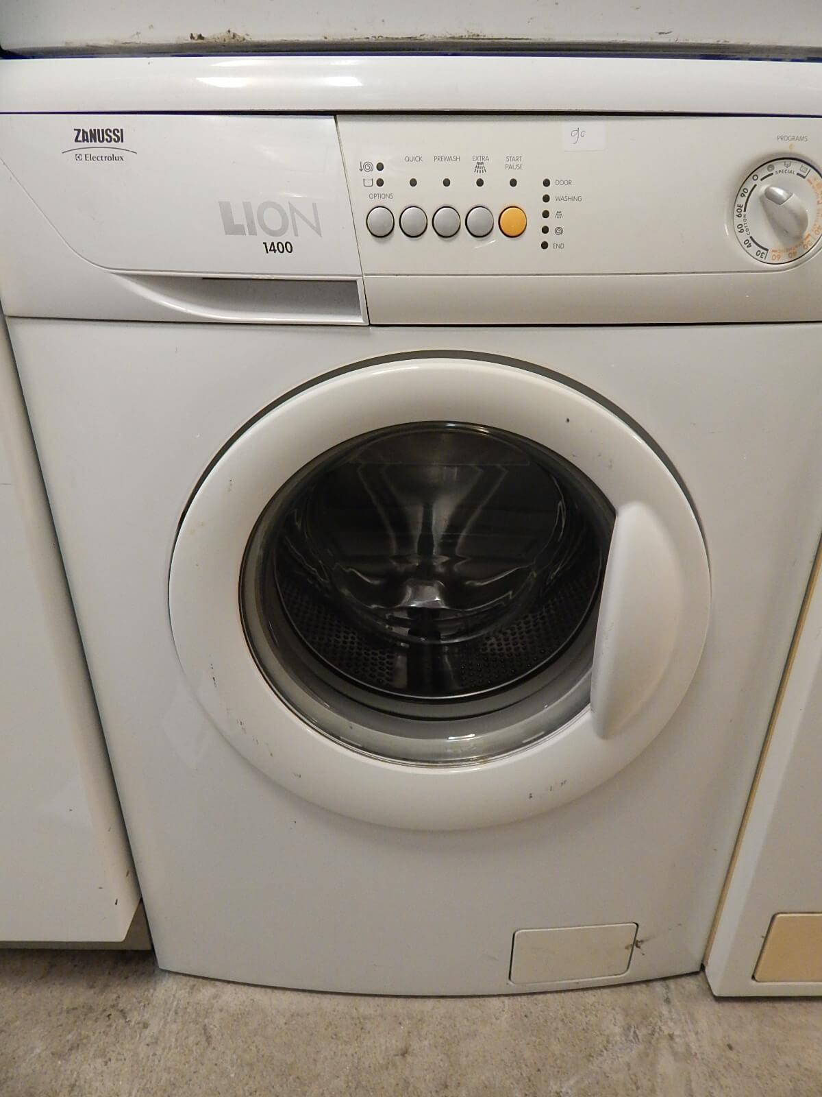 Aanbieding wasmachine Zanussi