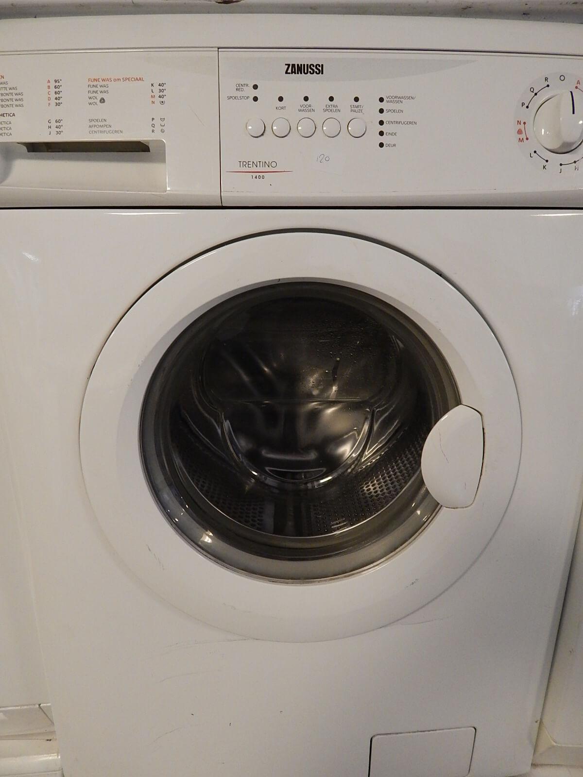 Gebruikte wasmachine Zanussi