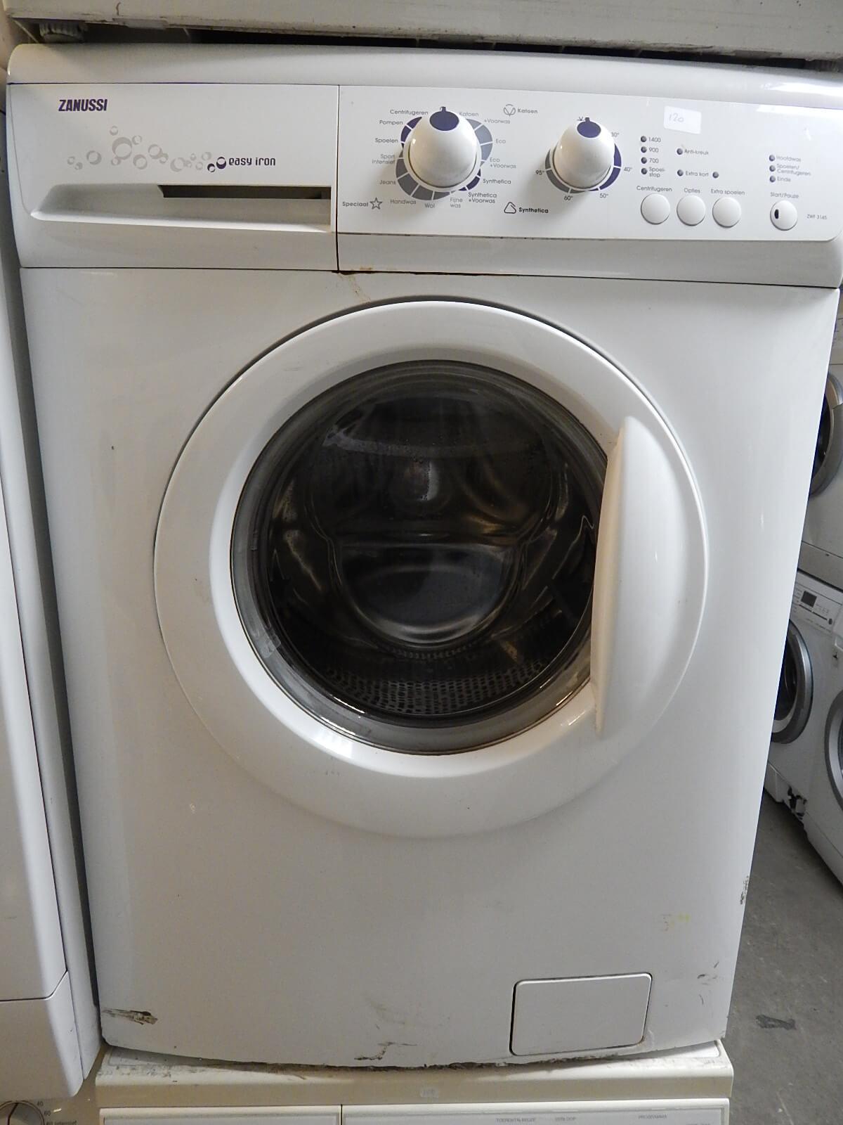 2e hands wasmachine Amsterdam 1