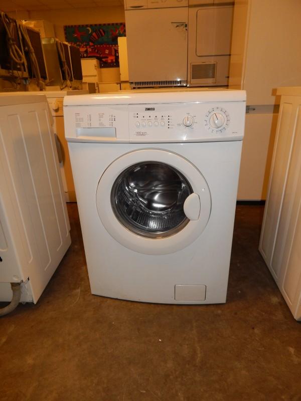 Goedkope Zanussi wasmachine 1