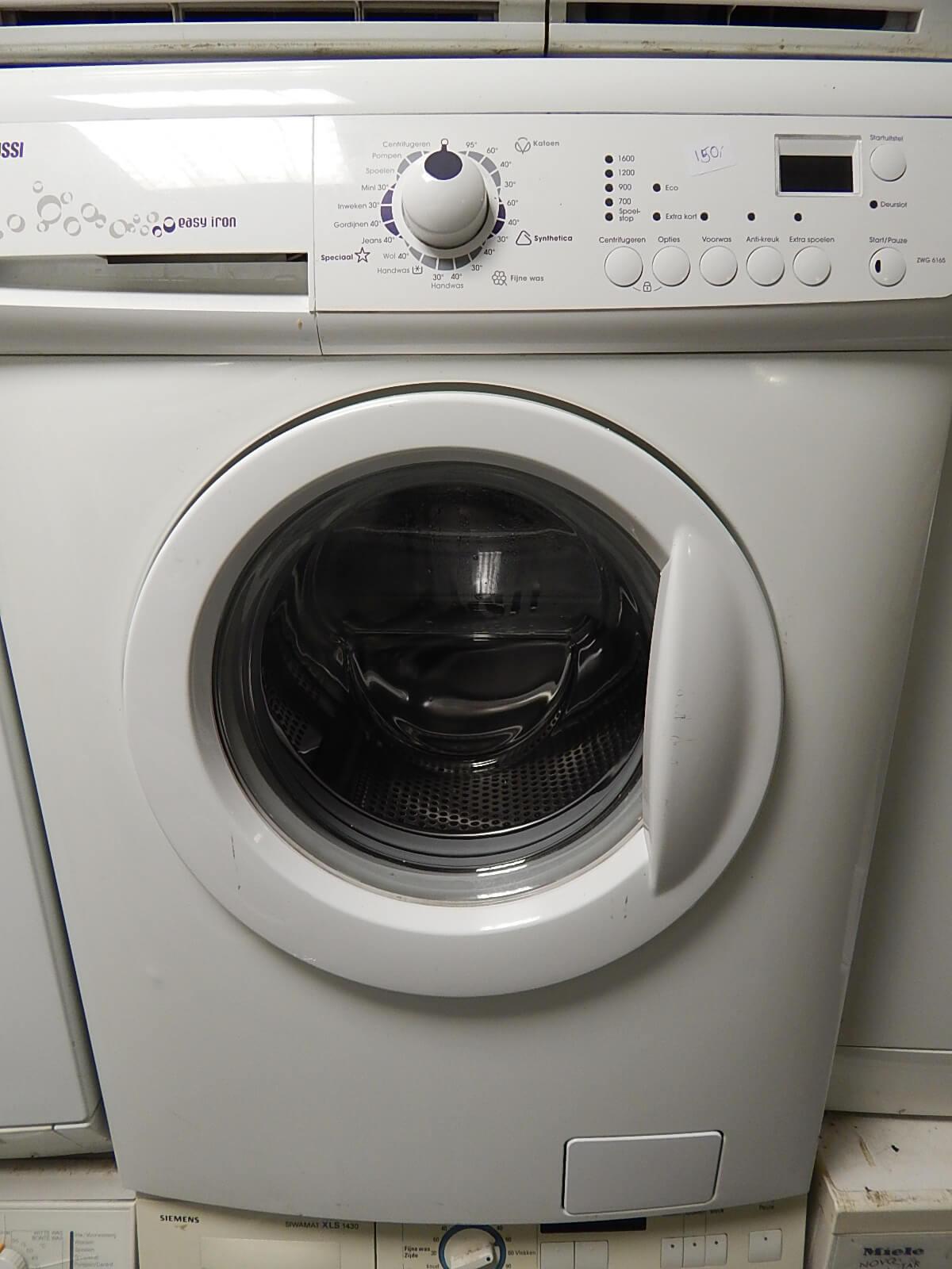 Zanussi wasmachine met uitgestelde start 1