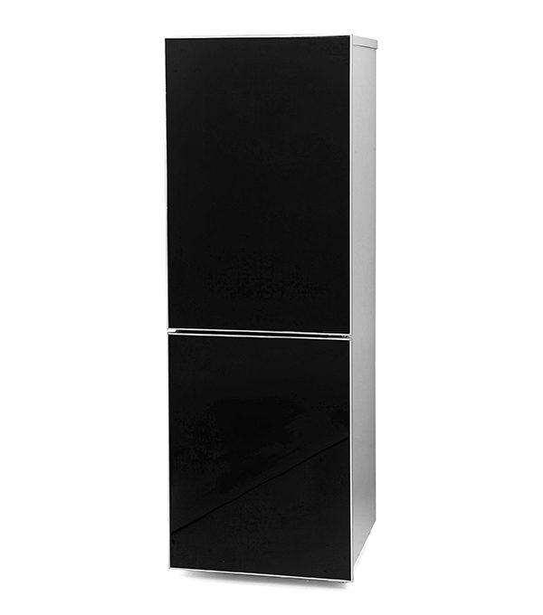 Zwarte koelkast